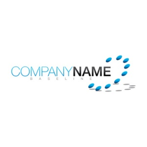 Logotype high-tech