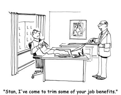 Giving your employees benefits in kind that are tax free here are