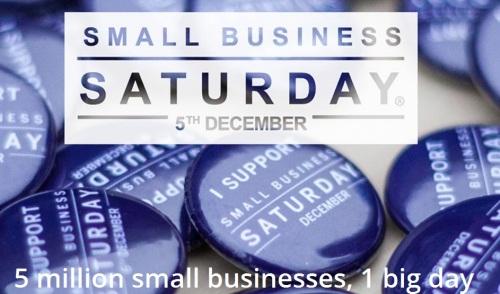 Small Business Saturday 2015
